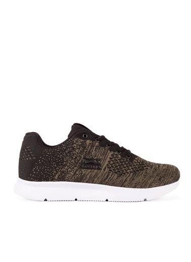 Slazenger Thomas Erkek Koşu Ayakkabısı Haki